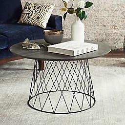 Safavieh Roe Retro Mid-Century Coffee Table