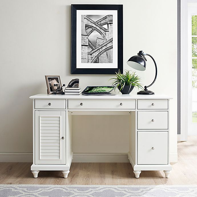 Wayfair Furniture Location: Crosley Furniture Palmetto Desk