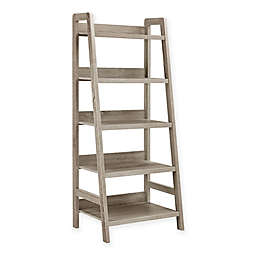 Tracey Ladder Bookcase In Grey