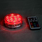 Submersible LED Light with Remote Control