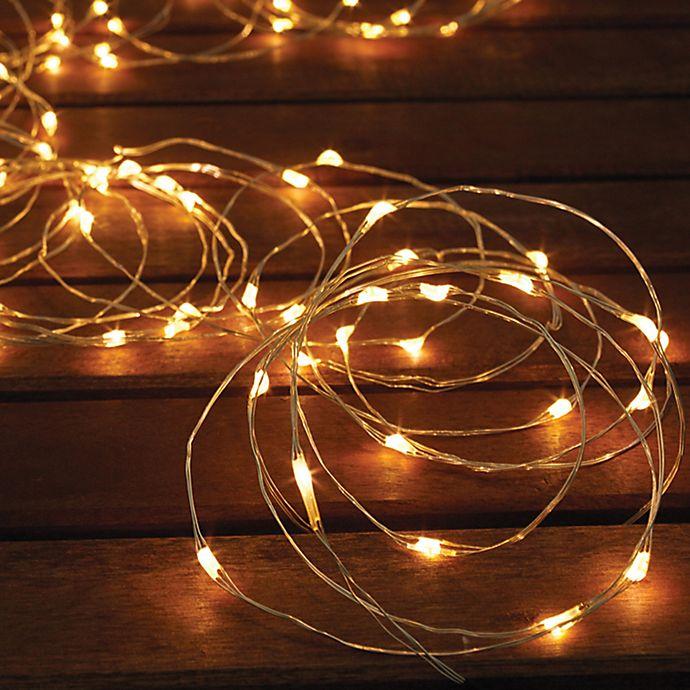 150 Bulb Micro Led String Lights