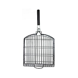 Nonstick Oversized Grill Basket with Folding Handle