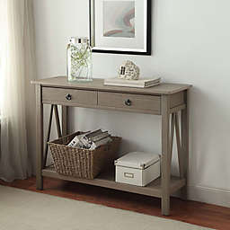 Dylan Driftwood Console Table