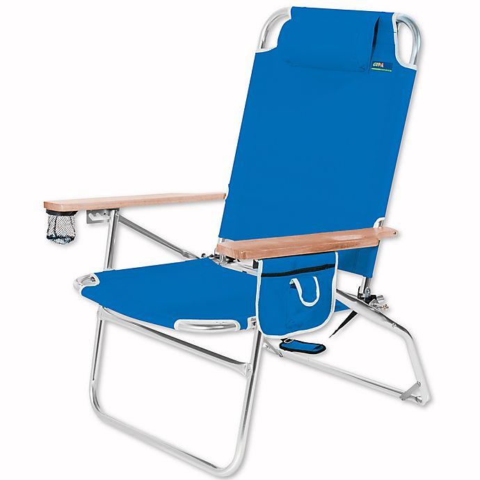 Alternate image 1 for Jumbo 4-Position Chair