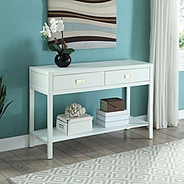 Peggy Console Table in White