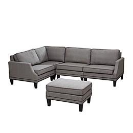 Madison Park Signature Gordon Modular Sofa Collection