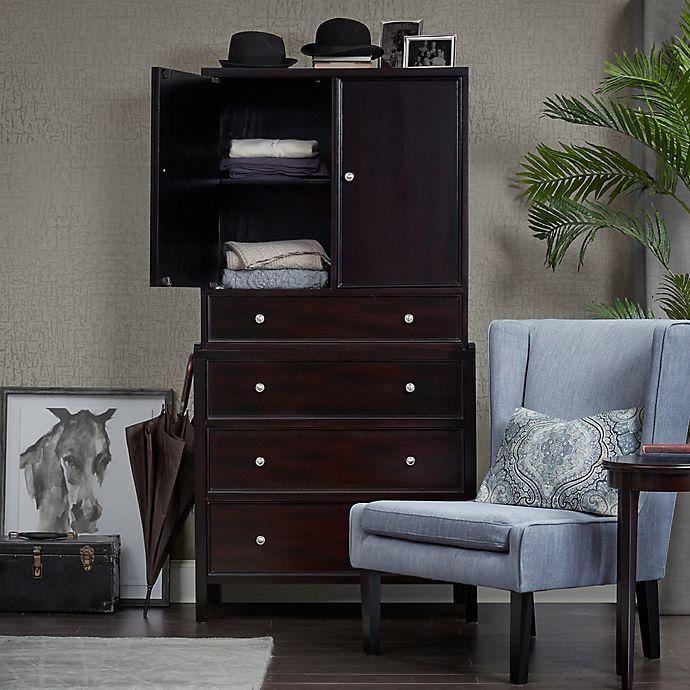 Signature Collection Furniture: Madison Park Signature Furniture Collection In Ebony