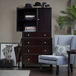 Madison Park Signature Furniture Collection in Ebony