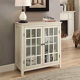 Largo Antique Double Door Cabinet