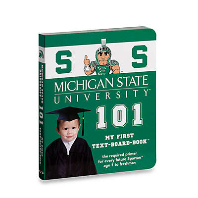 Michigan State 101 in My First Team Board Books™