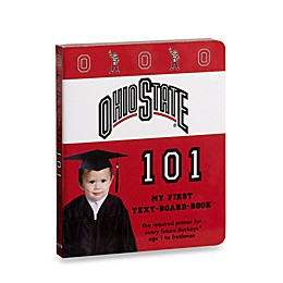 Ohio State 101 in My First Team Board Books™