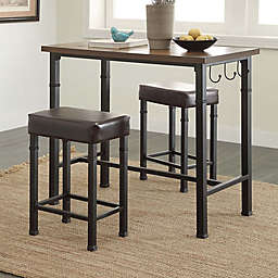 Remarkable Pub Tables Bistro Sets Bed Bath Beyond Onthecornerstone Fun Painted Chair Ideas Images Onthecornerstoneorg