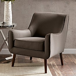 Madison Park Oxford Accent Chair in Grey