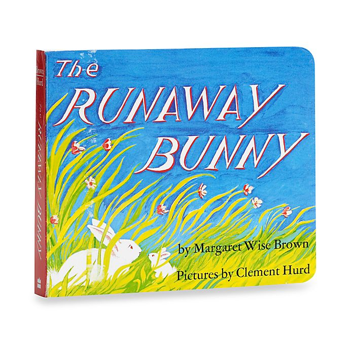 Alternate image 1 for Runaway Bunny Board Book by Margaret Wise Brown