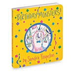 Birthday Monsters! Boynton on Board Book