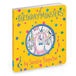 Birthday Monsters! Boynton on Board Book