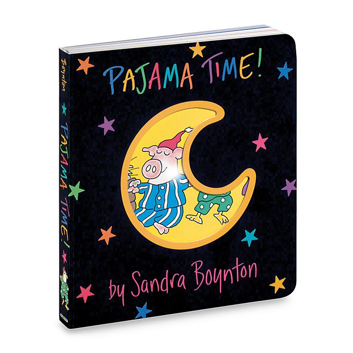 Alternate image 1 for Pajama Time! Boynton on Board Book