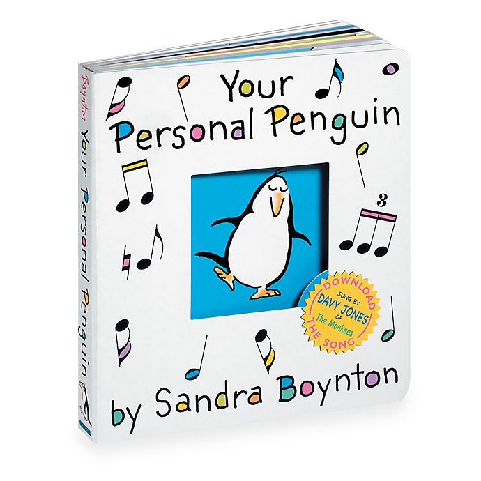 Alternate image 1 for Your Personal Penguin Boynton on Board Book
