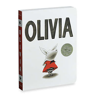 Olivia Hard Cover Book