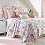 Part of the Levtex Home Joelle Reversible Quilt Set in Pink