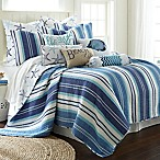 Levtex Home Sea Point Reversible King Quilt Set in Blue