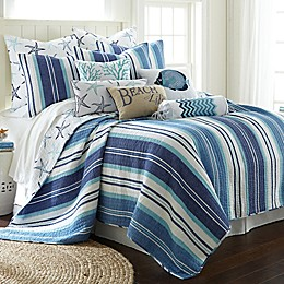 Levtex Home Sea Point Reversible Quilt Set