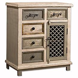 Hillsdale LaRose 5-Drawer Decorative Accent Cabinet