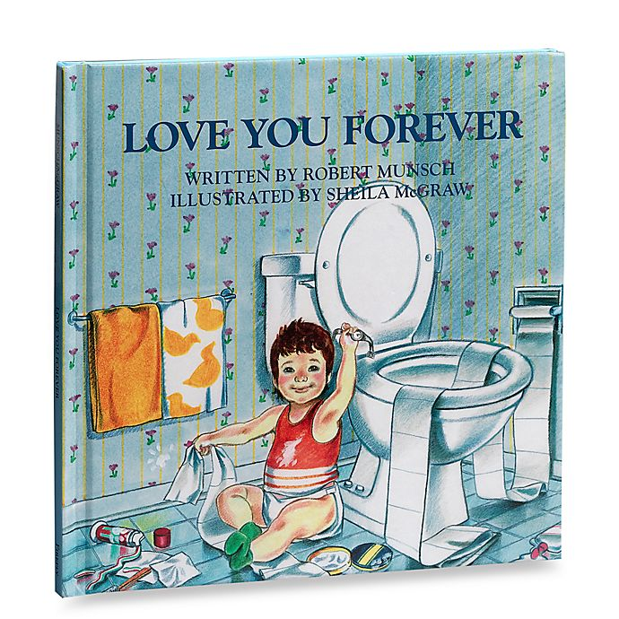 Alternate image 1 for Love You Forever Hardcover Book