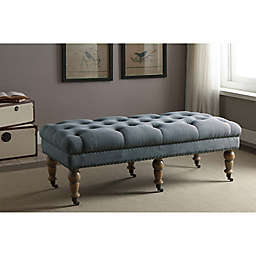 Linon Home Isabelle Bench