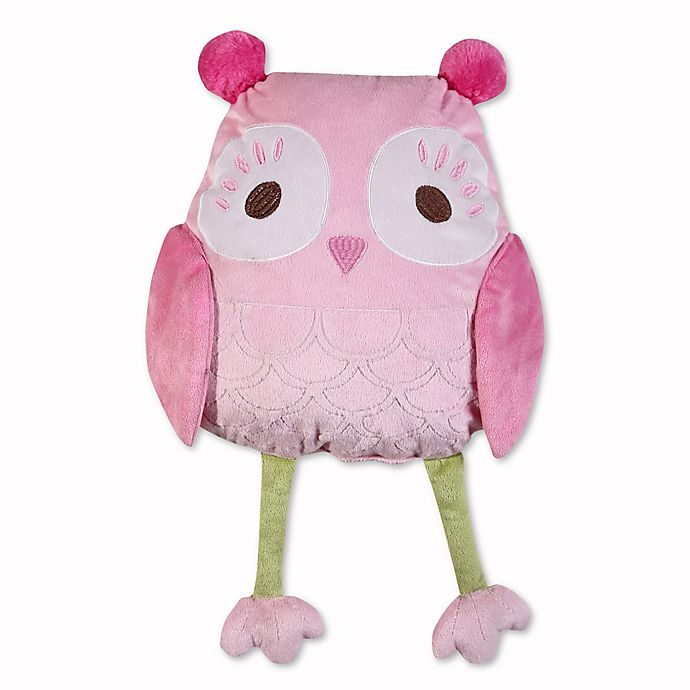 Alternate image 1 for Levtex Home Paige Owl Throw Pillow in Pink