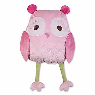Levtex Home Paige Owl Throw Pillow in Pink