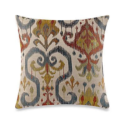 Make-Your-Own-Pillow Niabi Throw Pillow Cover in Rust