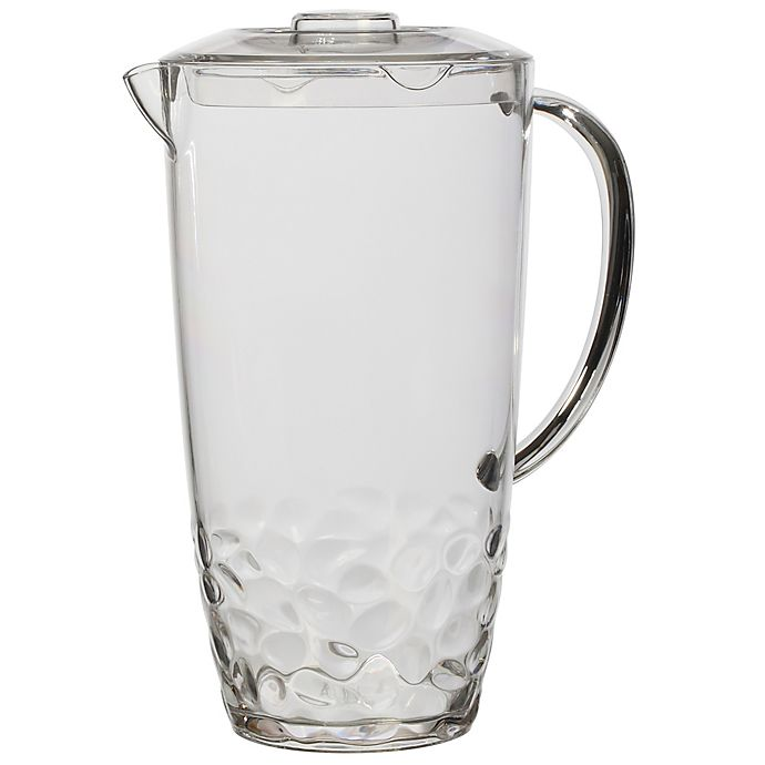 Alternate image 1 for Pebbles Pitcher in Clear