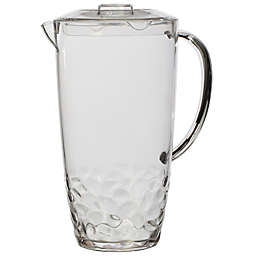 Pebbles Pitcher in Clear