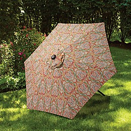 7.5-Foot Round Replacement Canopy for Umbrella