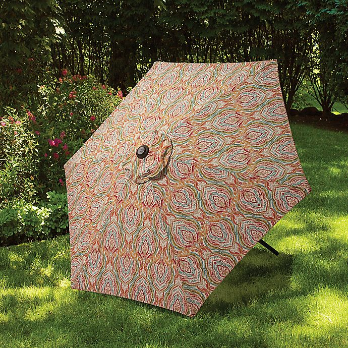 Alternate image 1 for 7.5-Foot Round Replacement Canopy for Umbrella