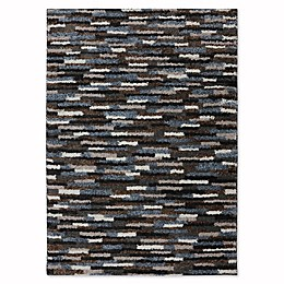 Mohawk Home Augusta Collection Mesa Rug in Black