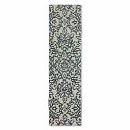 Mohawk Home Augusta Collection Spokane 2-Foot x 7-Foot 10-Inch Runner in Blue