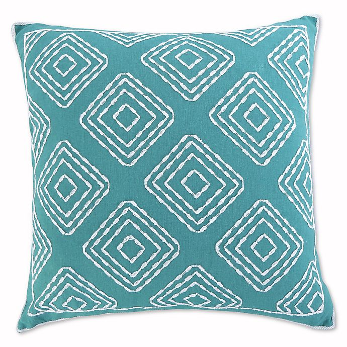 Alternate image 1 for Levtex Home Southport Crewel Stitch Throw Pillow