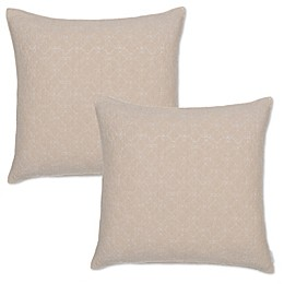 Levtex Home Salerno European Pillow Shams (Set of 2)