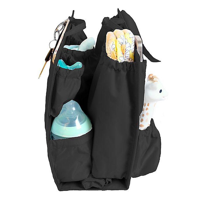 Alternate image 1 for Life In Play ToteSavvy Diaper Bag Insert in Black