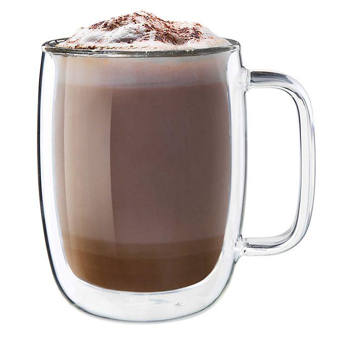 Alternate image 1 for Zwilling J.A. Henckels Sorrento Plus Latte Mugs (Set of 2)