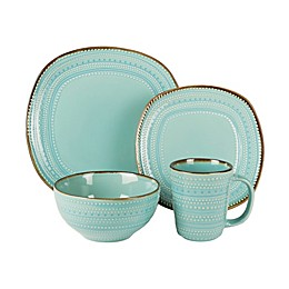 American Atelier Tallulah 16-Piece Dinnerware Set