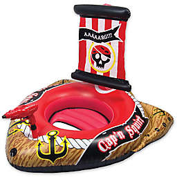 Poolmaster Pirate Ship Float with Action Squirter