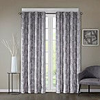 Regency Heights® Cosma 95-Inch Grommet Window Curtain Panel in Platinum