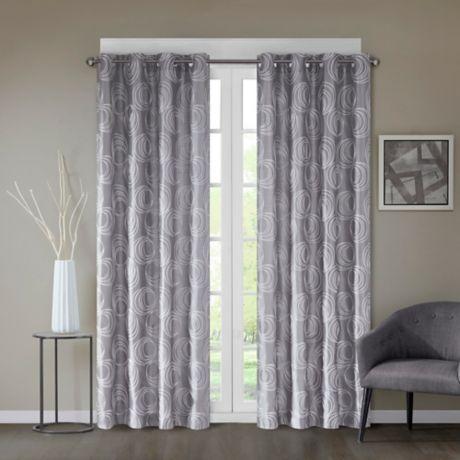 Buy Regency Heights 174 Cosma 84 Inch Grommet Window Curtain