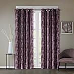 Regency Heights® Cosma 84-Inch Grommet Window Curtain Panel in Amethyst