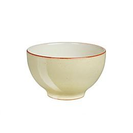 Denby Heritage Veranda Small Bowl in Yellow