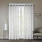 Regency Heights® Cosma 84-Inch Sheer Grommet Window Curtain Panel in White