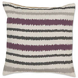 Style Statements by Surya Canova 18-Inch Square Throw Pillow
